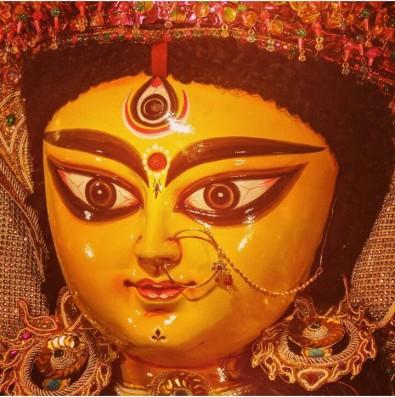 Durga pandal 2016