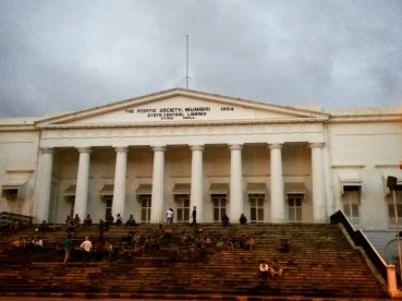 The Asiatic library.