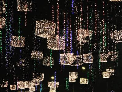 Hiranandani during new years eve.