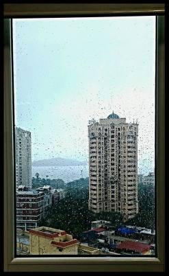 View from the office @Hiranandani, Powai