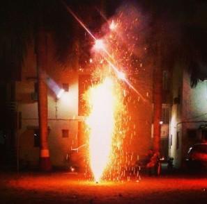 Diwali Crackers @Bharuch