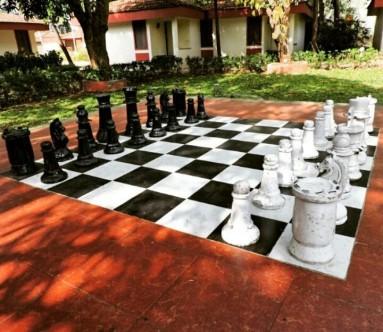 A big chess board @Vashind