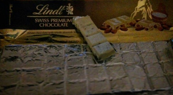 The all timme fav, Lindt Milk chocolate
