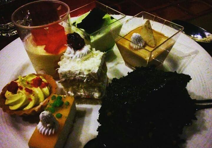 Desserts @Sigree Powai