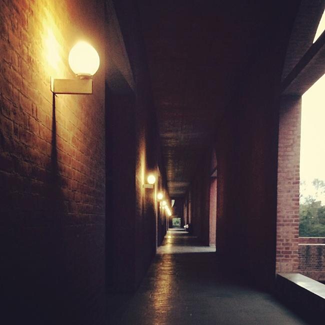 Corridors @IIM-A