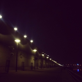 Litt up @Sabarmati riverfront, Ahmedabad