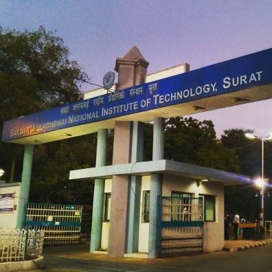 One last time @NIT Surat