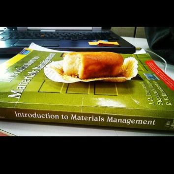Those dissertation days @IIM-A!!