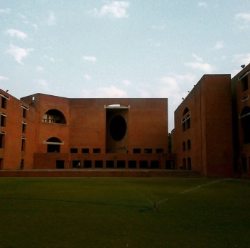 Most amazing part of my Life was to have my dissertation thesis at this place @IIM-A