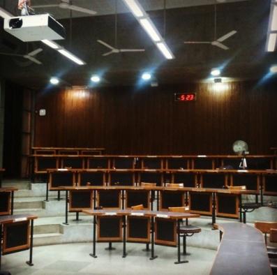 Classrooms @IIM-A