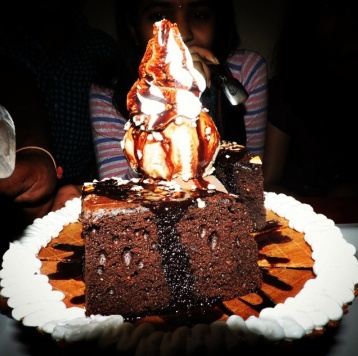 College days dessert hopping @Surat, Gaurav Path
