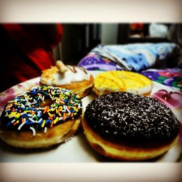 Donuts from @Krispy Kreme, Powai