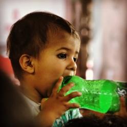 Innocence @Lalbaug Cha Raja Ganapati
