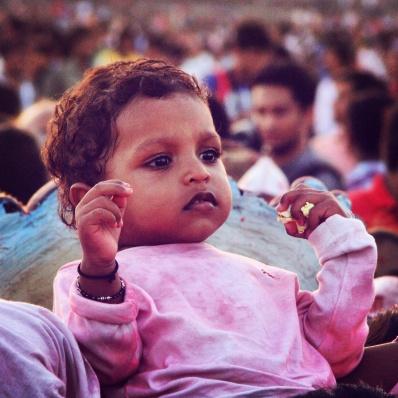 Innocence @Girgaon Chowpaty