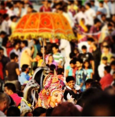 Pudhchya Varshi Lavkar yaa @Girgaon Chowpaty