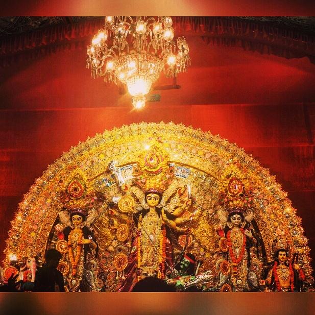 Durga Pujo @Powai