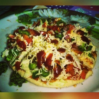 Hand on Pizza @Andheri East