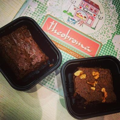 Red velet @ Walnut brownies @Theobroma, Powai