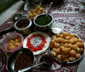 Ghar wali Panipuri @Andheri East