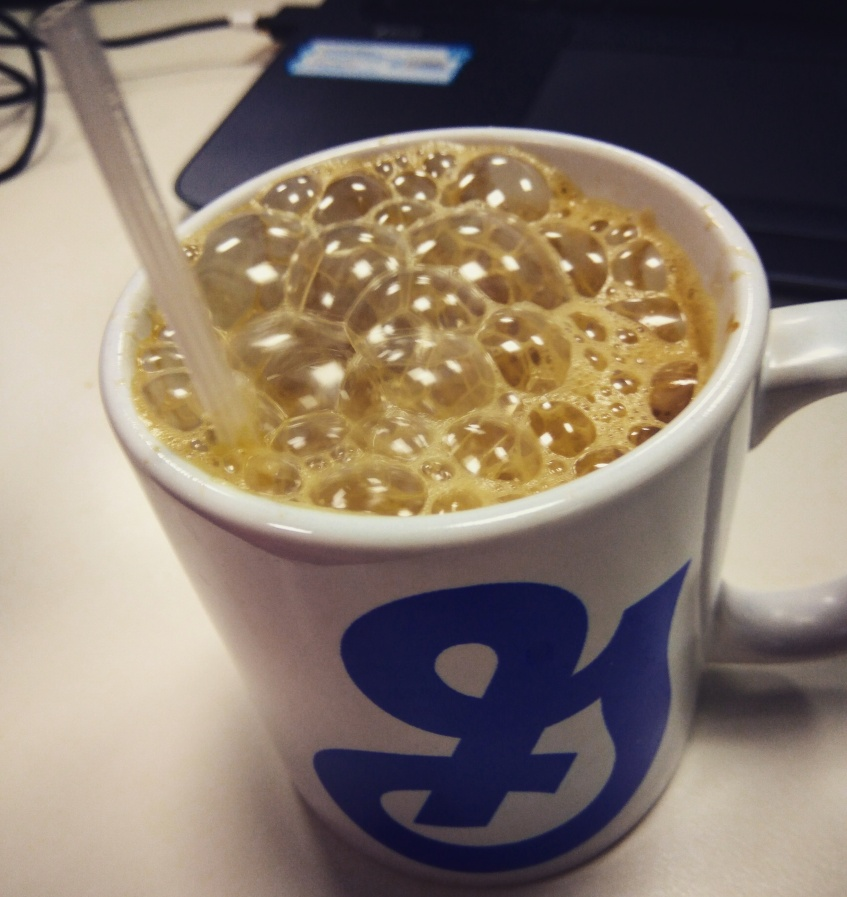 Filter coffee time @Office