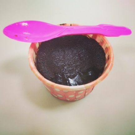 Choco lava cake @Hiranandani