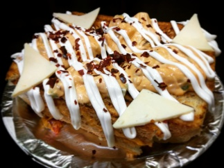 Mexican sandwich @Shakti sandwich, Ghakopar