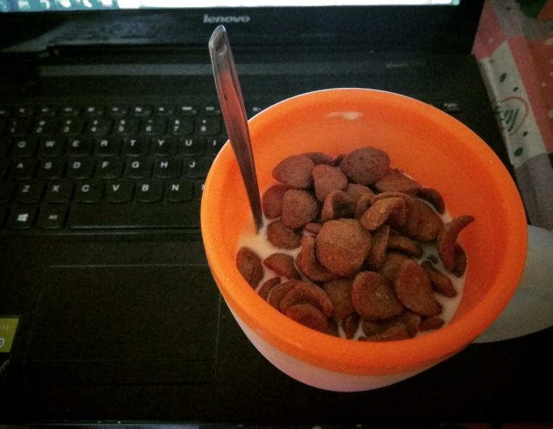 Morning breakfast scenes @Andheri East