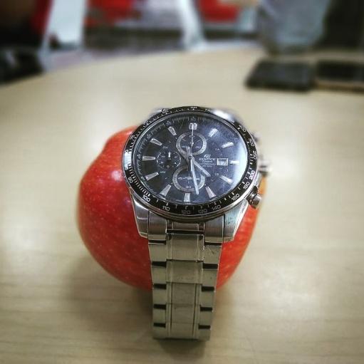 Apple watch :D @Hiranandani