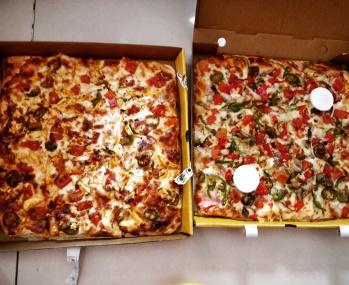 @Square pizzza