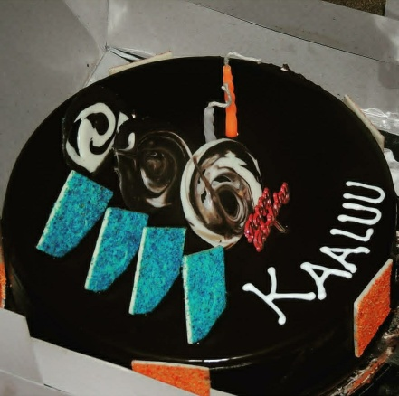 Coffee cake @Janta Bakery, Powai