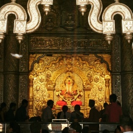 Shree Dagdu seth Ganapati