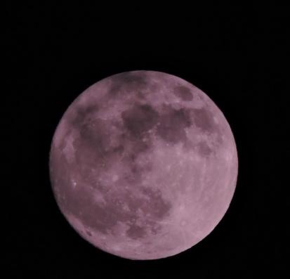 Full Moon @Marine drive
