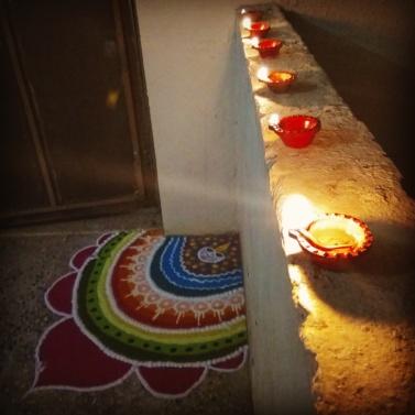 Diwali times @Bharuch