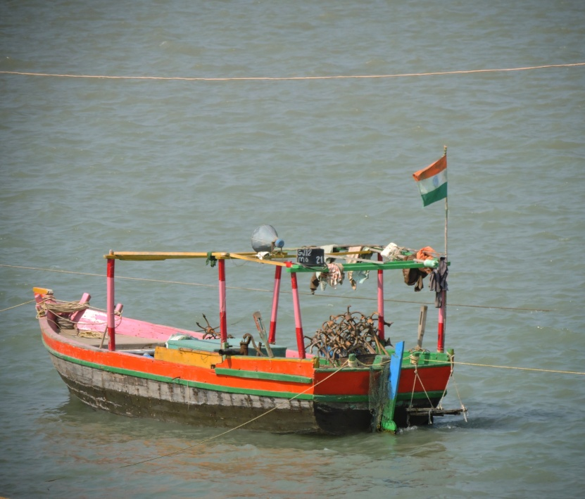 The boundary waters of India @Kutch